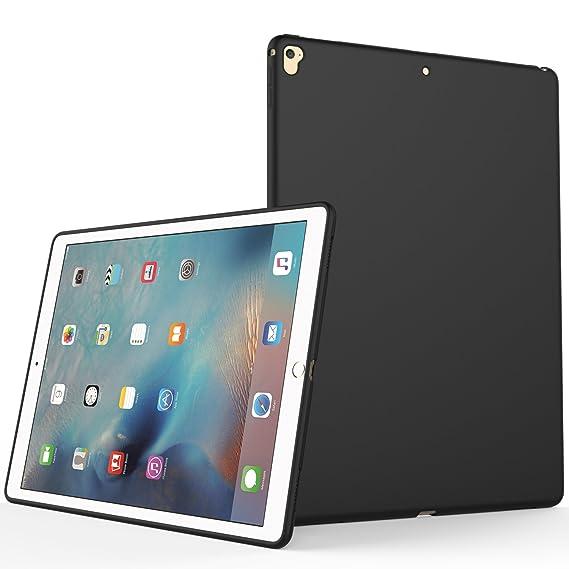Amazon Com Ipad Pro 12 9 2017 Case Senon Slim Design Matte Tpu
