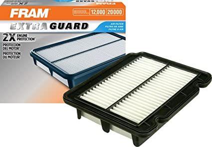 Amazon Fram Ca9902 Extra Guard Rigid Rectangular Panel Air