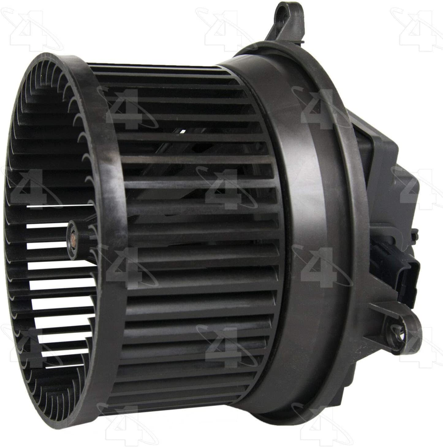 Four Seasons 76944 Flanged Vented CW Blower Motor w/Wheel