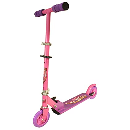 Ozbozz Va Va Voom Scooter (Pink/ Purple)