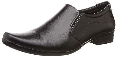 50dda51a98c PARAGON MAX Men s Black Formal Shoes  Buy Online at Low Prices in ...