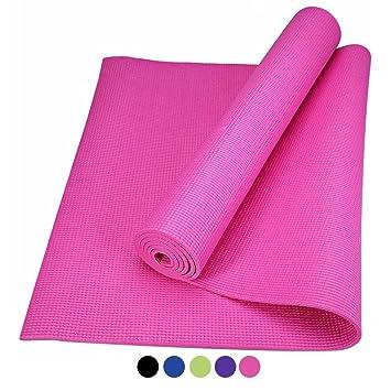 Romix® Yoga Mat, antideslizante de alta calidad respetuoso ...