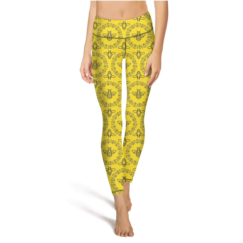 Yellow Samantha Bee Leggings As Pants Womens Activewear At Amazon