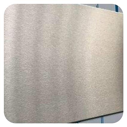 STAHLOG Hoja de acero inoxidable de 1 mm, V2A 240 Korn ...