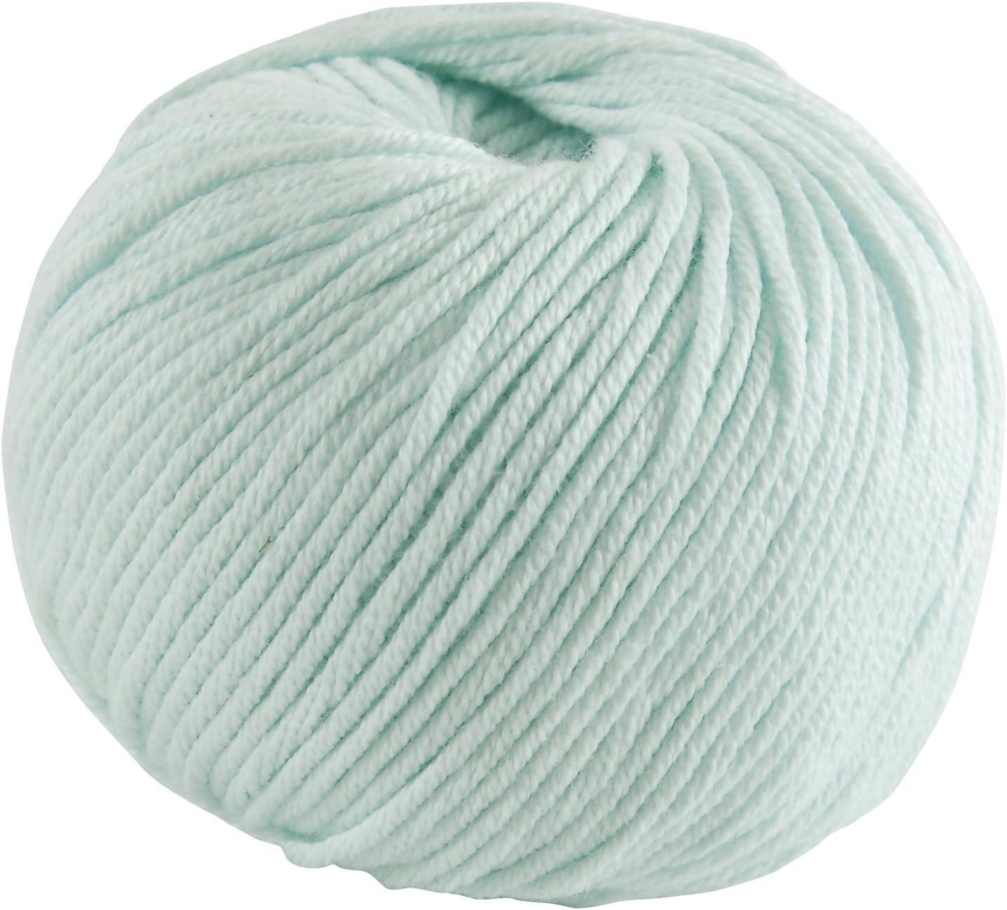 DMC Natura Ovillo, 100% algodón, Talla Mediana, Color 137: Amazon.es: Hogar
