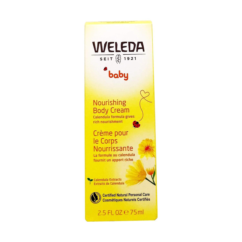 Weleda, Body Cream Calendula, 2.5 Fl Oz