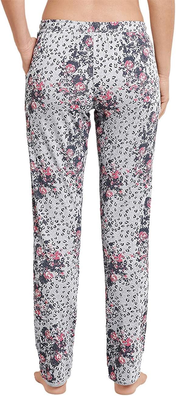 Schiesser Womens Mix /& Relax Jerseyhose Lang Pyjama Bottoms