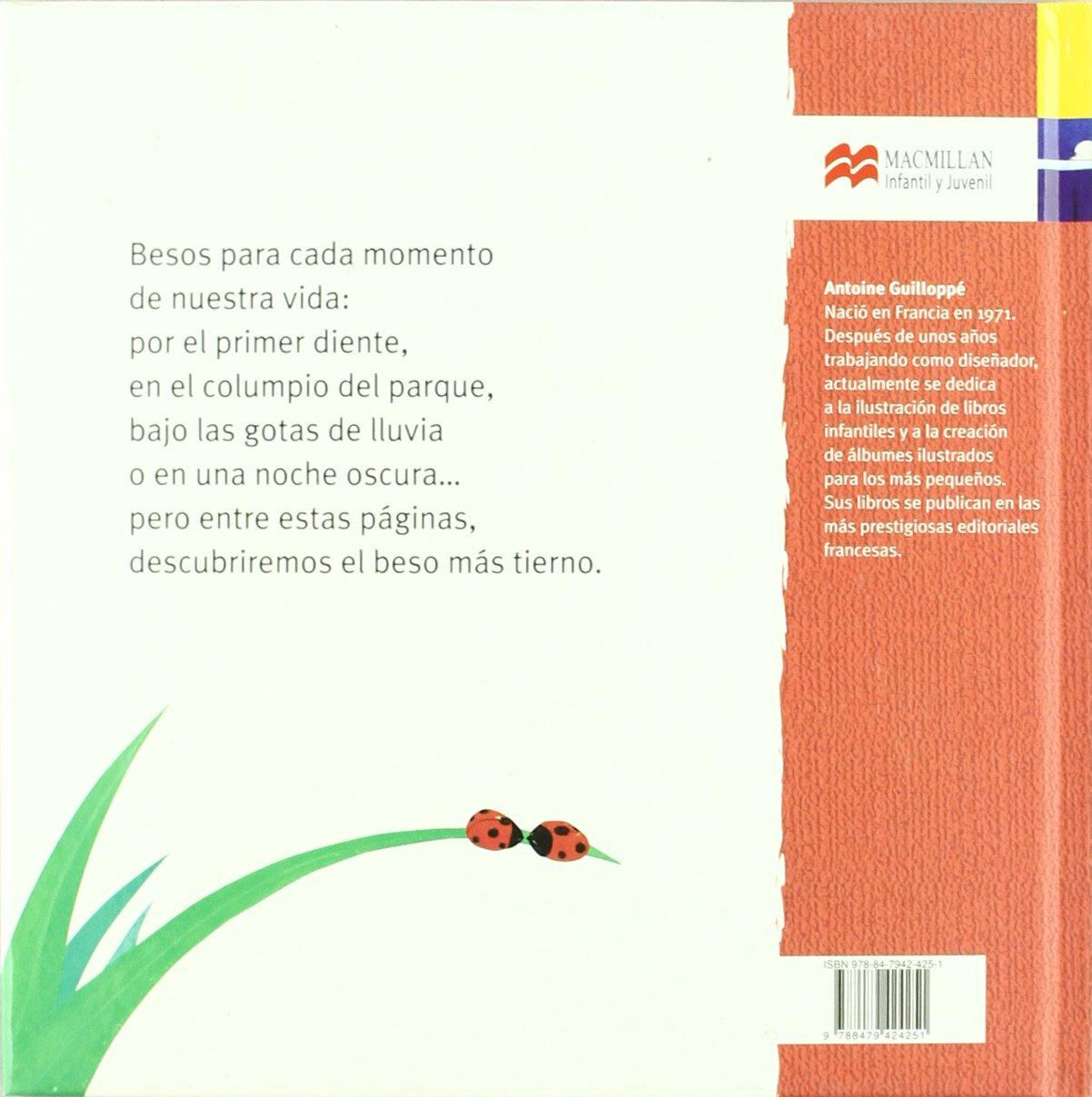 Besos para cada momento (Librosaurio) (Spanish Edition): Antoine Guilloppé: 9788479424251: Amazon.com: Books