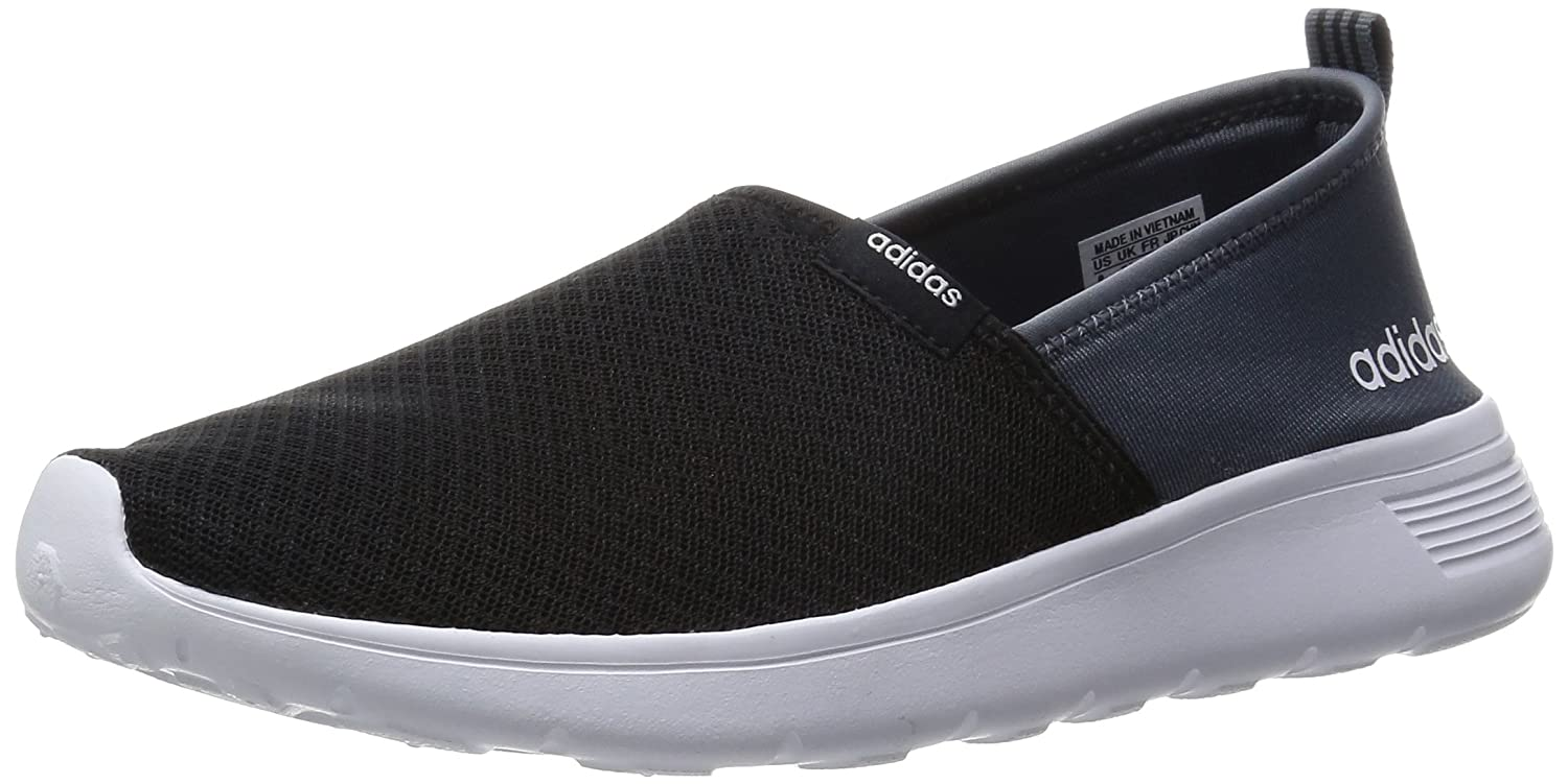 0abc642eba61e Adidas Men's Lite Racer Slip On Lead, Cblack and Ftwwht Loafers and  Moccasins - 6 UK/India (39.33 EU): Buy Online at Low Prices in India -  Amazon.in