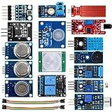 KOOKYE Smart Home Sensor Kit 16 in 1 Modue for Arduino / Raspberry Pi