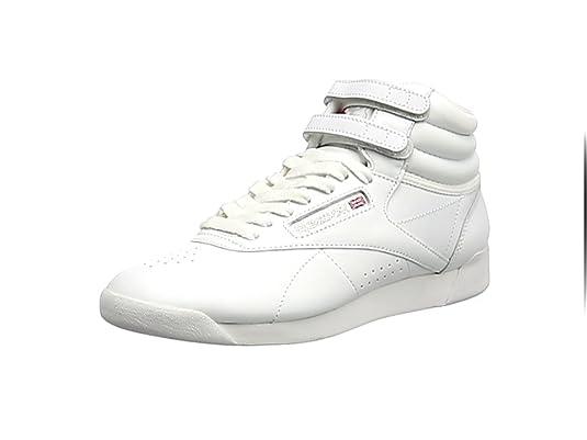 Reebok Women s F S Hi 2431 Top Sneakers  Amazon.co.uk  Shoes   Bags 69fb9f7e1