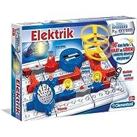 Clementoni 64578 Deney Seti Elektrik