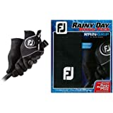 FootJoy Golf Rain-Ready Rain Grip Golf Glove Bonus Pack