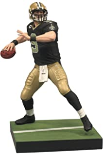 2e02fa27b15 Amazon.com: Mcfarlane NFL Series 31 Figure Drew Brees Saints Variant ...