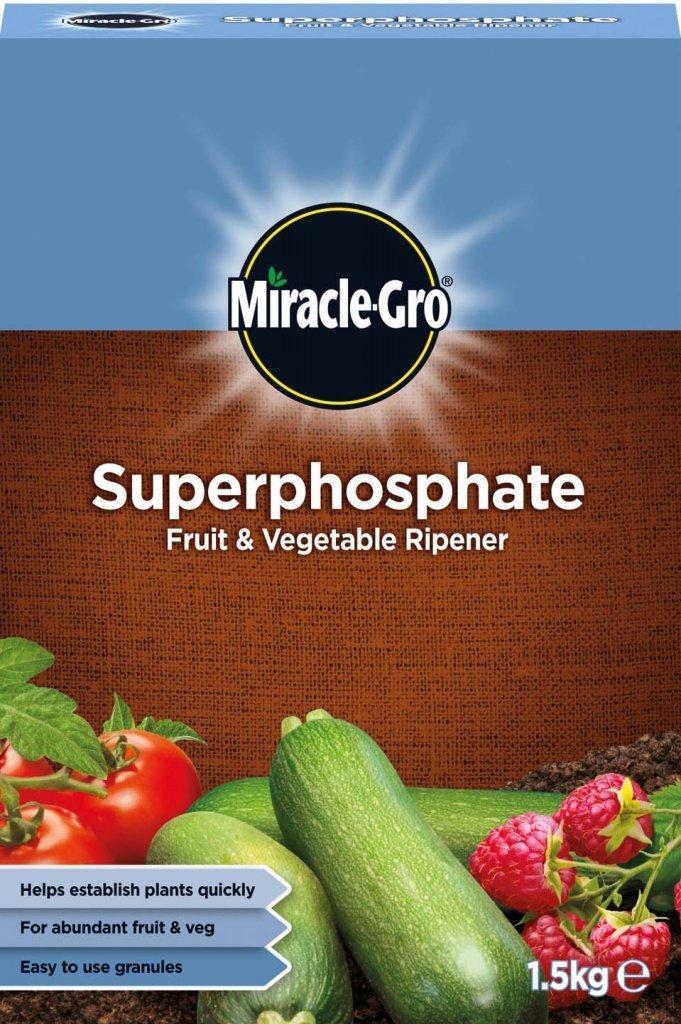 Miracle-Gro Superphosphate Fruit & Vegetable Ripener 1.5kg Greenfingers