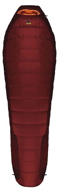 SALEWA Spice 8 Sb - Saco de dormir sintético rojo Biking Red Talla:LEFT