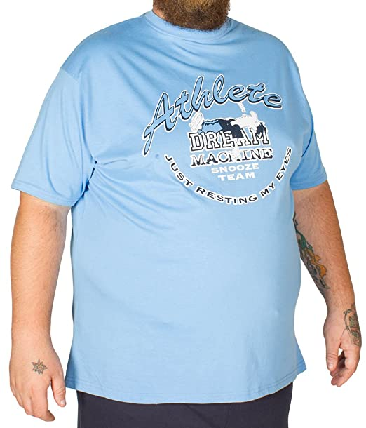 Cotton Valley - Pijama - para Hombre Azul Azul XX-Large