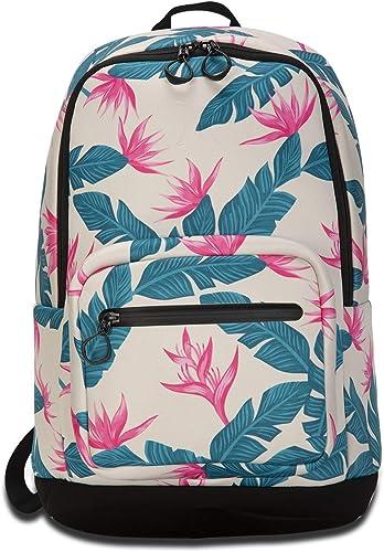 Hurley HU0064 Women's Print Neoprene Backpack