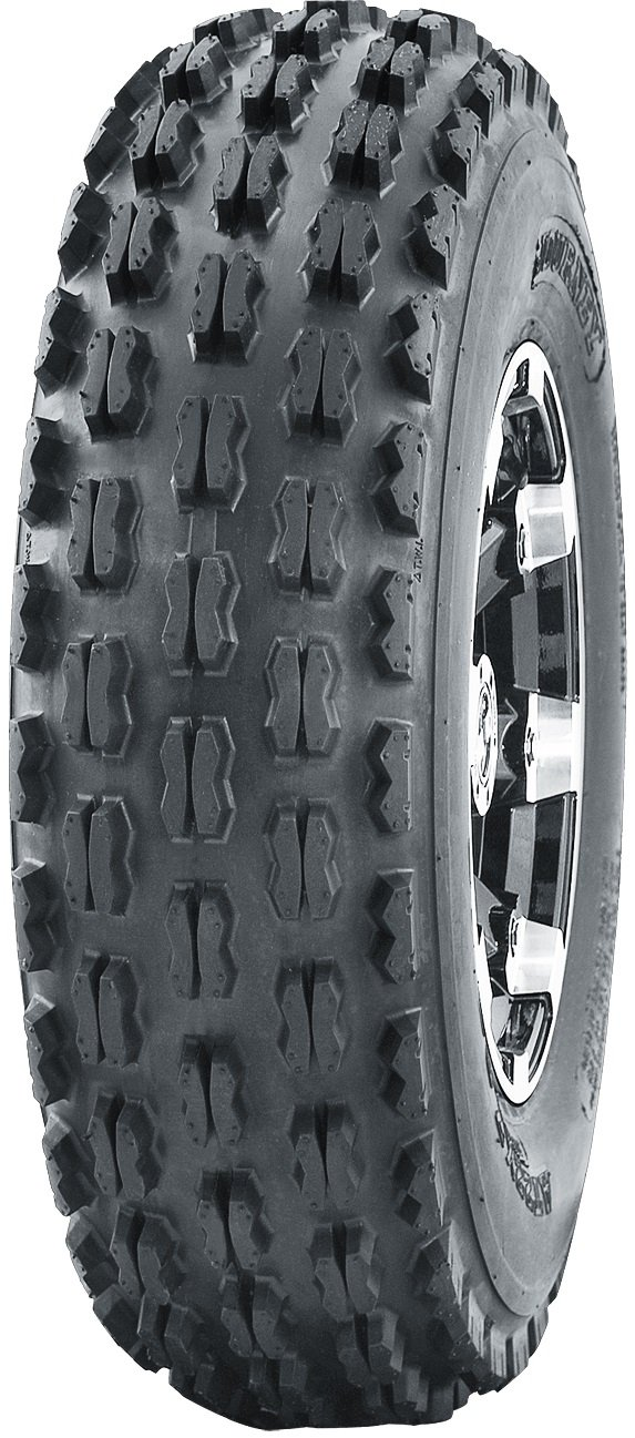 Set of 4 New Sport ATV Tires 21x7-10 Front & 20x10-9 Rear /4PR - 10075/10081 by Wanda