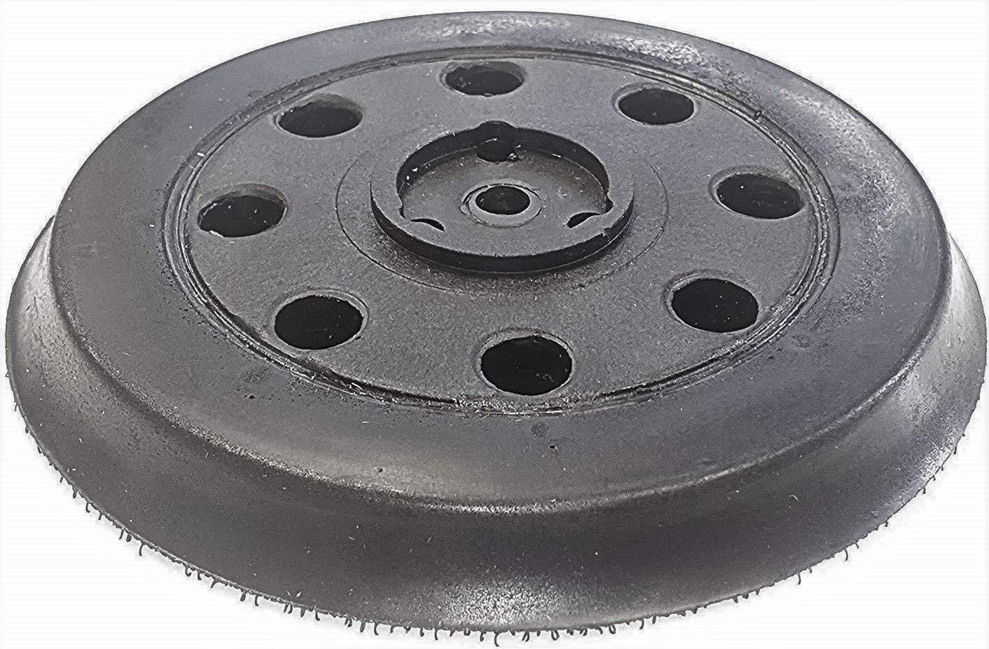 dureza media compatible con lijadora exc/éntrica Bosch y Skil. Disco de lijado FD-Workstuff con 8 orificios de 125 mm de di/ámetro