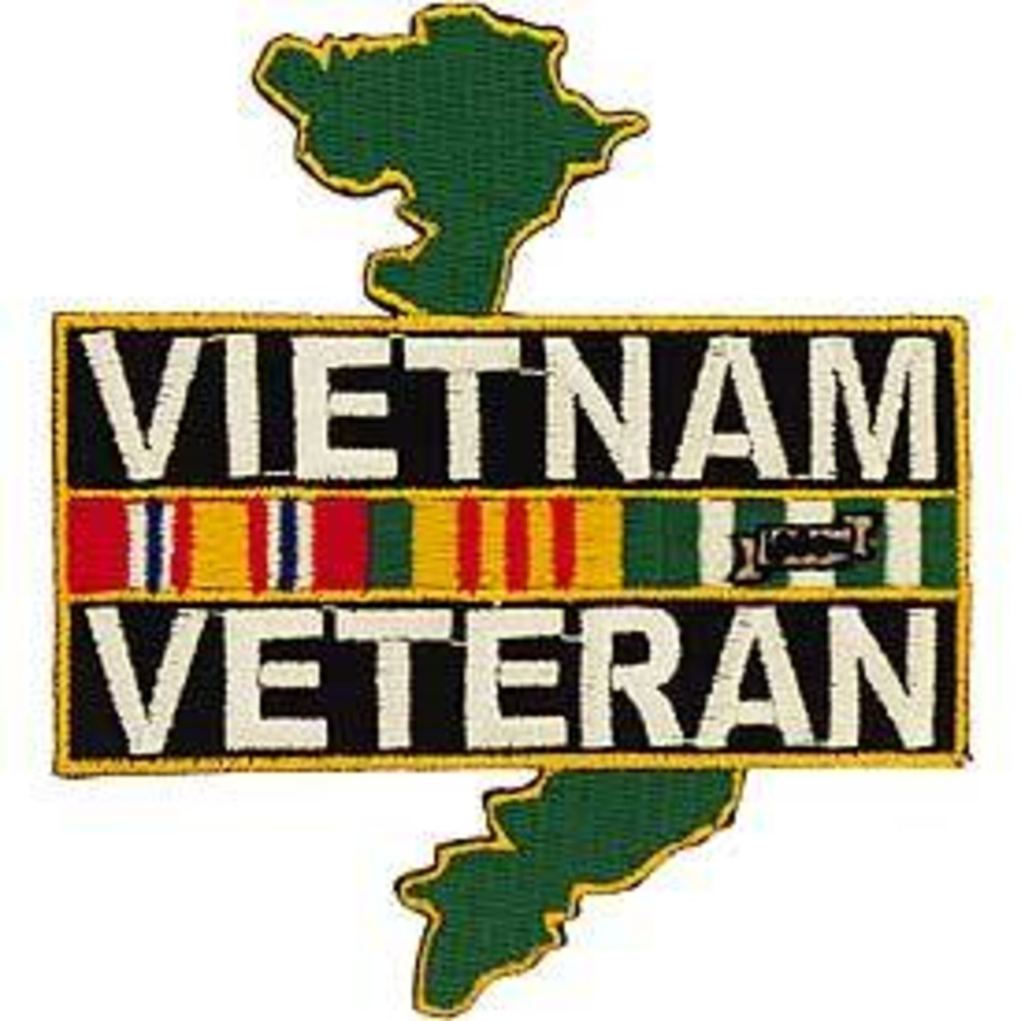 USARV Vietnam Veteran Patch |Vietnam Veteran Patches And Badges