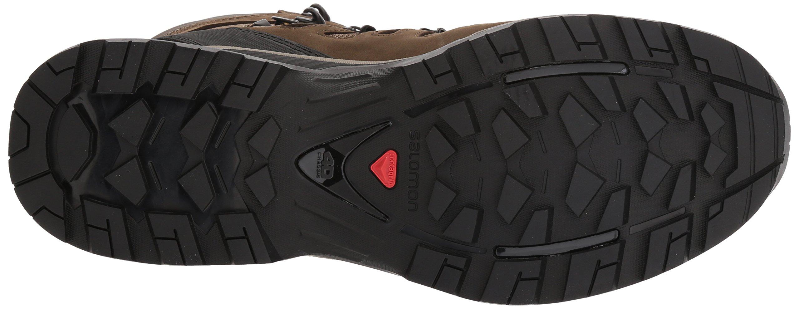 9a42f4202d4 Salomon Men's Quest 4d 3 GTX Backpacking Boots - 402455 < Hiking ...
