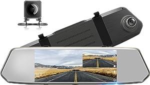 TOGUARD Backup Camera for Cars 7