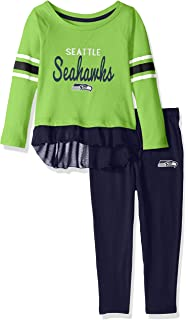 Amazon.com  Outerstuff NFL Girls Kids   Youth Girls Cheer Captain ... 613b31567