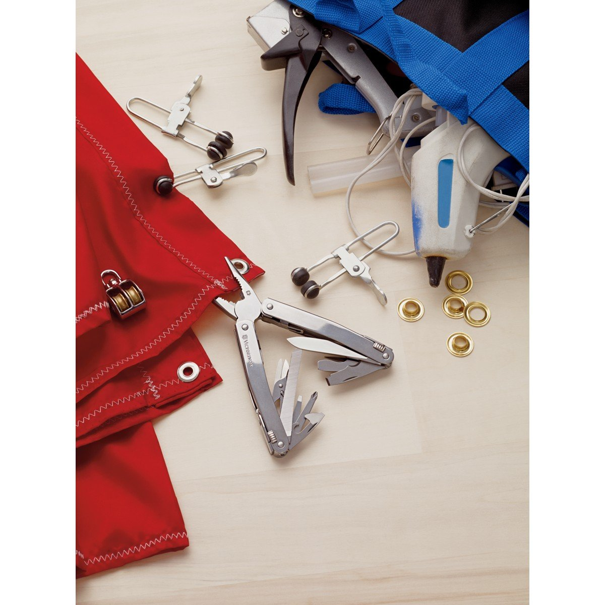 Victorinox Swiss Army SwissTool Spirit Multi-Tool, Includes Leather Pouch by Victorinox (Image #5)