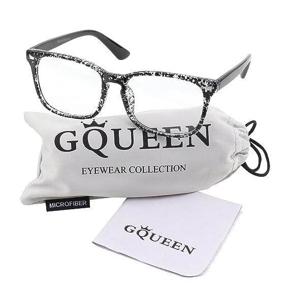 Amazon.com: GQUEEN 201582 - Gafas de sol grandes con montura ...