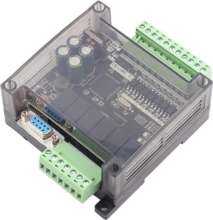 PLC Industrial Control Board Programmable Logic Controller Module FX1N-10MT USA