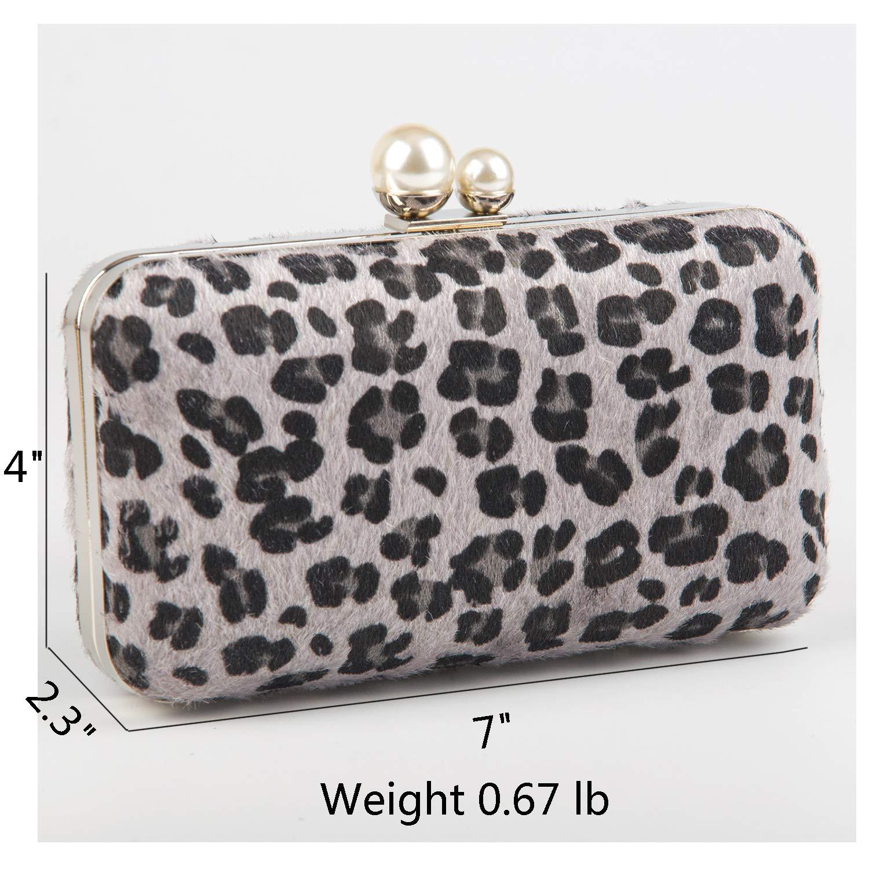 Crossbody kuvertväska aftonväska för kvinnor formell klassisk kuvertväska handväska handväskor Grå
