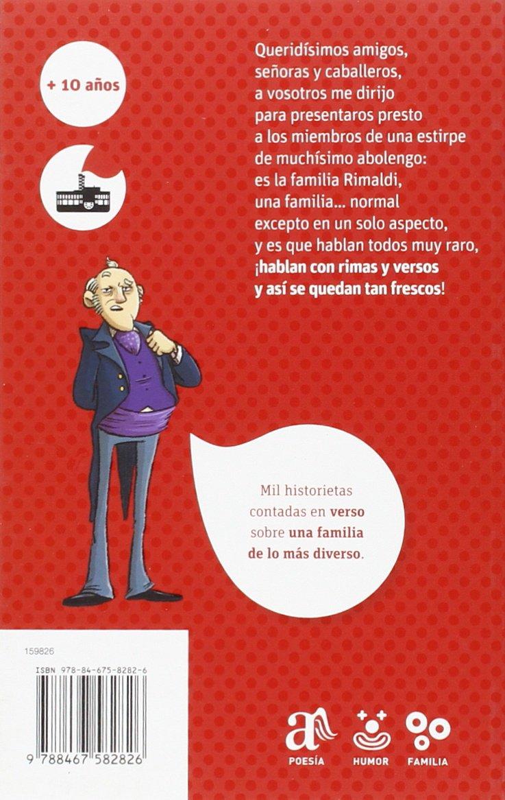 La familia Rimaldi: 221 (El Barco de Vapor Roja): Amazon.es ...