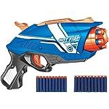 Toyshine Gizmo Foam Blaster Gun Toy with 20 Bullets (Multicolour)