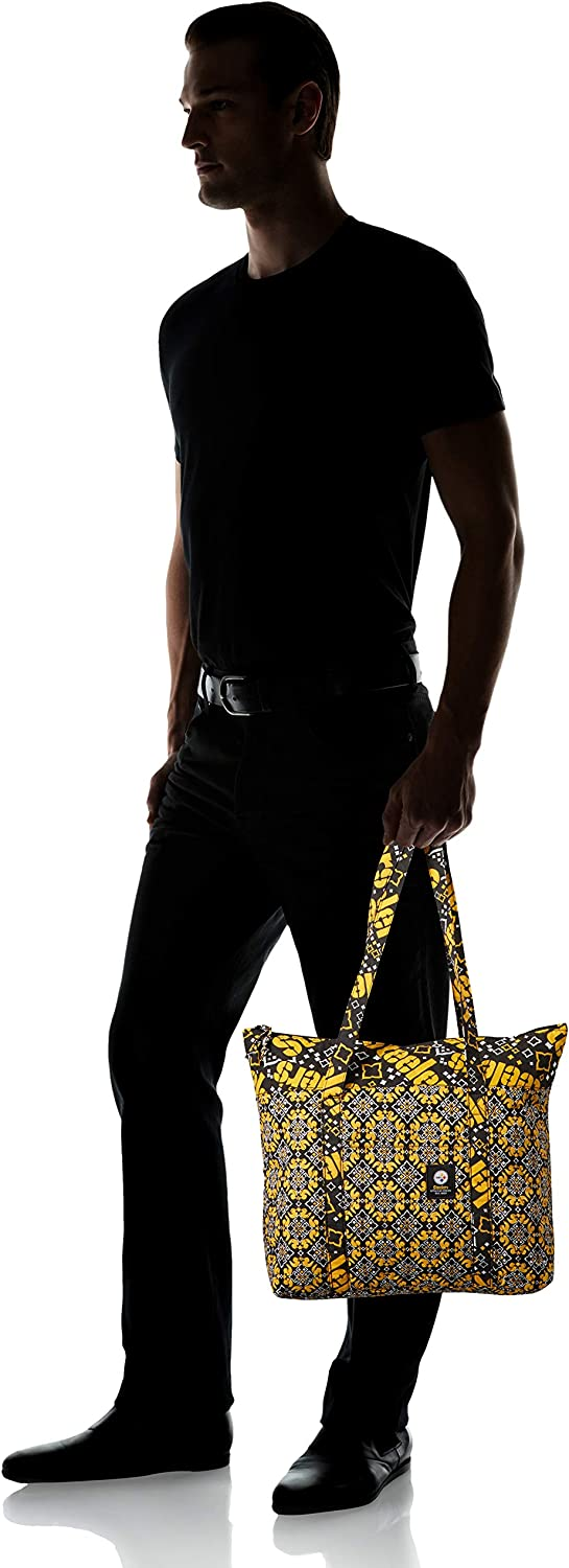 Pittsburgh Steelers 2011 Fabric Large Tote Bag-2Nd Line
