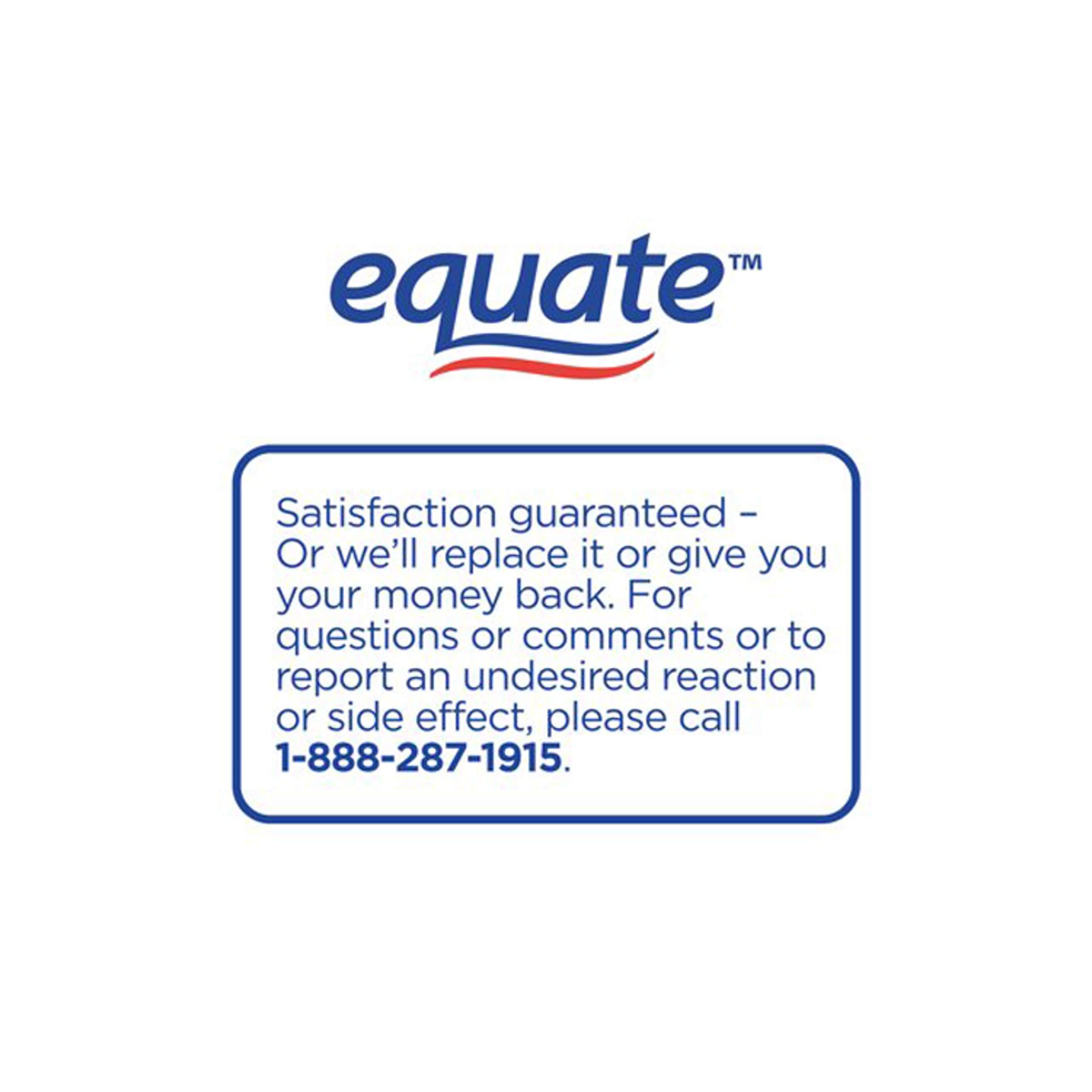 Equate Meal Replacement Shake, Creamy Milk Chocolate, 11 fl oz, 12 Count (Pack of 2) by Equate's (Image #6)