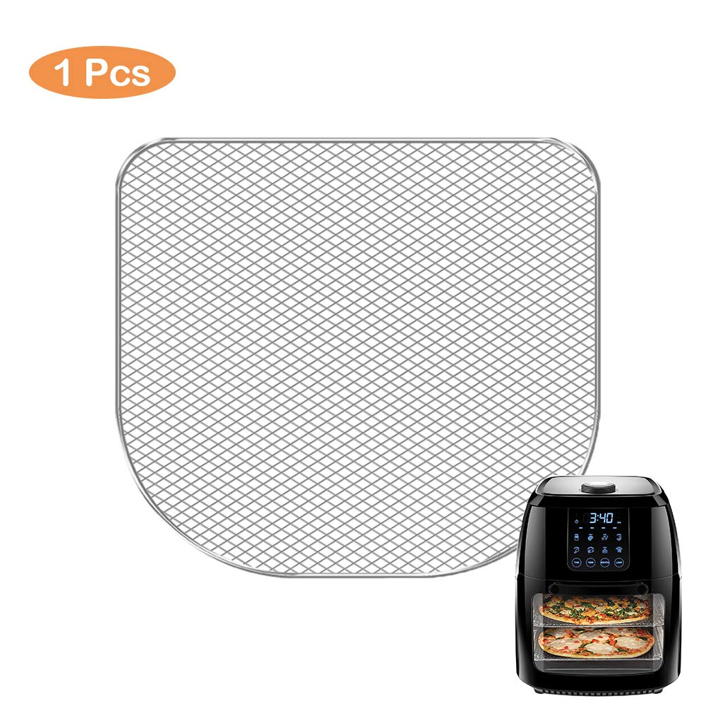 Replacement Dehydrator Racks for 6qt Chefman, Caynel and Power Air Fryer Oven, Dehydrate Fruits and Meats, Air Flow Racks, Removable trays, Air Fryer Oven Accessories (1 Piece)