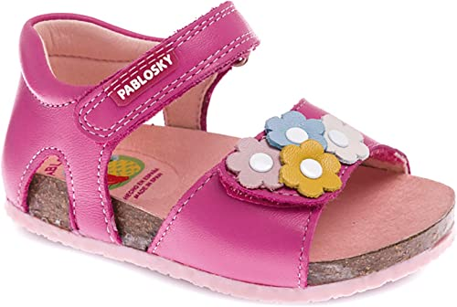 Pablosky Baby Girls Sandals, Pink (Rosa