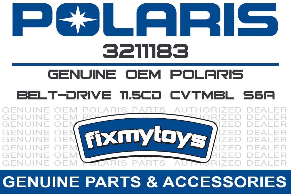 Polaris Engineered Drive Belt 3211183