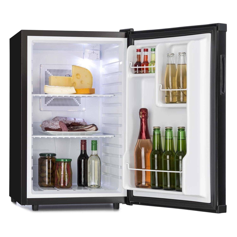 Klarstein Beerbauch • Minibar • Mini Nevera • Nevera para Bebidas • Clase A • Capacidad 64 litros • Aprox. 46 x 74 x 54,5 cm (An x Al x Pr) • Muy silenciosa ...