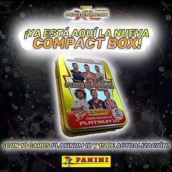 Panini 003714TINSE Compact Box 10 Years Adrenalyn 2018-2019 ...
