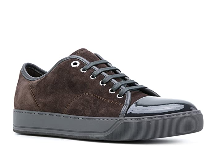 Unbekannt Wildleder Herren Fmskdbb1vbalp151414 Braun Lanvin Sneakers MVqUpSz