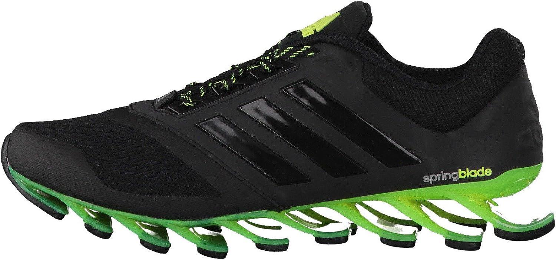 Zapatillas para correr - Adidas Springblade Drive 2 - Para hombre, color Negro, talla 52 2/3 EU: Amazon.es: Zapatos y complementos