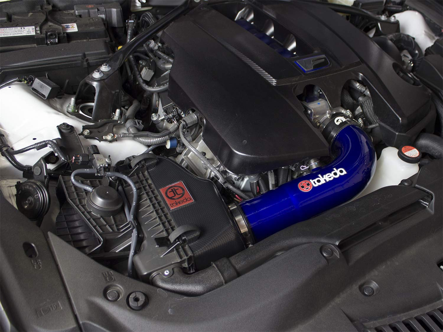Oiled, 5-Layer Filter, Non-CARB Compliant aFe Power TR-2017L-R Takeda Performance Intake System