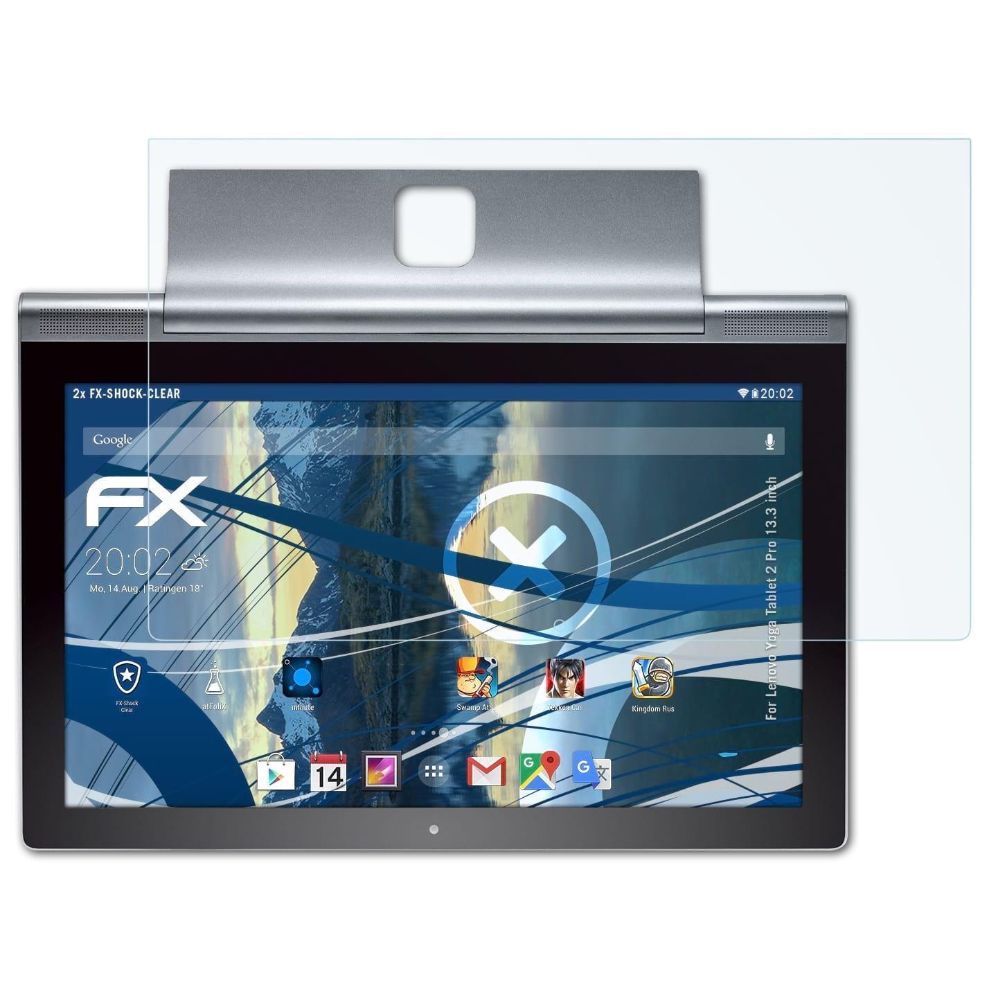 atFoliX Antichoque Película Protectora para Lenovo Yoga ...