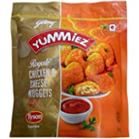 Yummiez Royale Chicken and Cheese Nuggets Pouch, 325 g