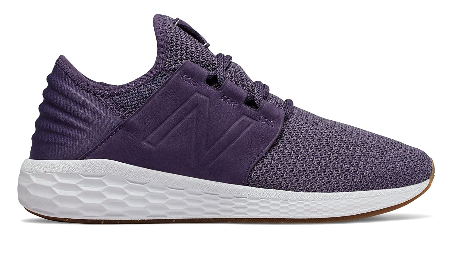 New Balance Women's Cruz V2 Fresh Foam Running Shoe B075R7PNL6 10 D US|Wild Indigo-402