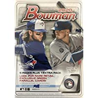 $39 » 2020 Bowman Baseball Series Unopened Blaster Box Made By Topps Possible Prospects, Retail…