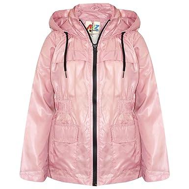 db71fa4be A2Z 4 Kids® Girls Boys Raincoats Jackets Kids Baby Pink Light Weight ...