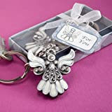 Fashioncraft Angel Design Keychain, 1 Piece